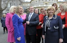 Senator gathers all the ladies of Leinster House for photo shoot