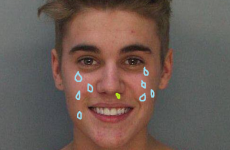 Justin Bieber 'cried his eyes out' after his court appearance... it's the Dredge