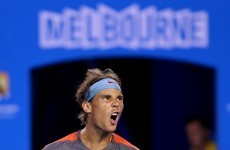 Nadal dominates Federer in straight sets at Australian Open semi-final