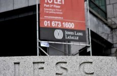Jobs at the IFSC on the up after a three year slump