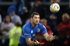 'France isn't the threat that everyone thinks it is' - rugby agent McHugh