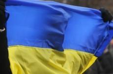 """Solidarity protest at Ukrainian embassy against """"repressive measures"""""""