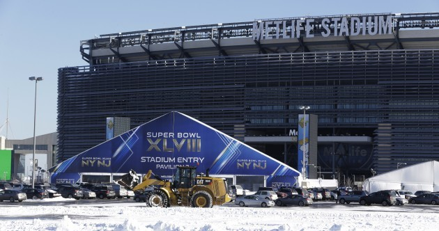 Sunday's Super Bowl could be the coldest in history