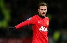Juan Mata eclipses Solskjaer on Man United debut