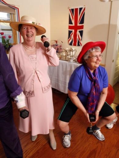 Slideshow: The world watches the royal wedding