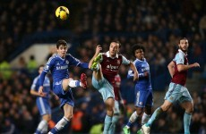 Chelsea charge stalls in West Ham draw at Stamford Bridge