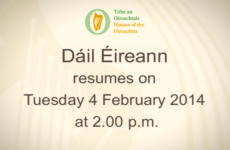 Dáil over: TDs finish early for the week after 'opposition fail to show'