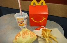 McDonald's worker allegedly hid heroin in Happy Meals