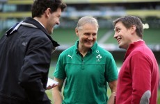From 'no-show' to Joe show: Schmidt capable of bringing instant success, says O'Gara