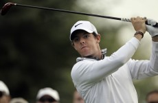Difficult second round but McIlroy still leads the way in Dubai