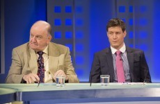 George Hook meets his match as Ronan O'Gara makes RTÉ panel debut