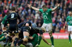'Winning start for Ireland if they inflict their game on Scotland' - Shane Byrne