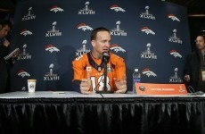 49 out of 50 voters picked Peyton Manning as their NFL MVP