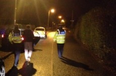 One night in Dublin: 1,545 cars, 560 breath tests, 5 arrests