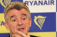 €35 million loss for Ryanair with falling fares but rising passenger numbers