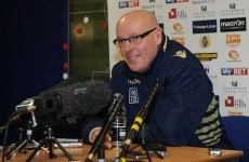 McDermott won't walk away from Leeds despite being 'sacked'