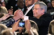 Party of Conservative PM Stephen Harper takes Canada's election victory