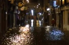 Enniscorthy the latest town on flood alert as bad weather continues
