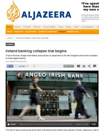 Here's how the world's media reacted to day one of the Anglo trial