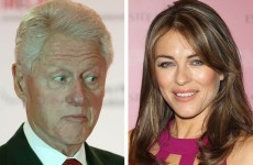 Actor admits completely taking the piss about Hurley/Clinton affair... It's The Dredge