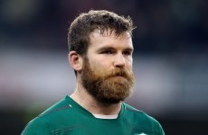 O'Connell and D'Arcy return to Ireland team ahead of Wales clash