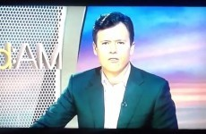 """""""Sh*t in the bathroom"""" – unfortunate slip of the tongue on today's Ireland AM"""
