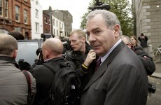 He's up: Sean Quinn likely to appear before Anglo trial today
