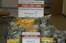 'Operation Cigar' leads to seizure of 85 kilos of tobacco and nearly 4,000 cigarettes