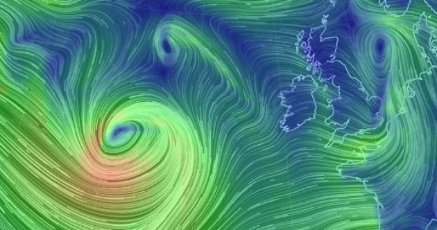 Here's what's on the way tonight… And no end in sight, says Met Éireann