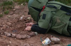 Army renders safe third historic grenade in last seven days