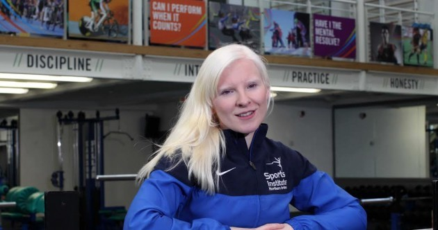 Paralympic skier Kelly Gallagher banking on hard work paying off in Sochi