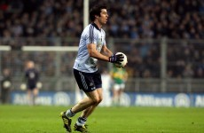 Three changes to Dublin side to face Westmeath