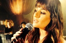 Lea Michele unveils a song written for late boyfriend Cory Monteith