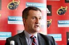 No room for Kidney as director in Munster structure -- Fitzgerald