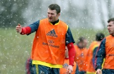 Timely boost for Munster and Ireland as Donnacha Ryan returns