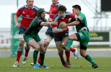 Bahrain born Munster player relishing his training chance against BOD