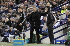 WBA draw underlines Chelsea status as 'little horse' — Mourinho