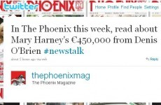 Mary Harney reportedly secures €450k settlement with Newstalk