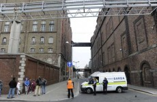 Suspect device found at Guinness Storehouse a 'false alarm'