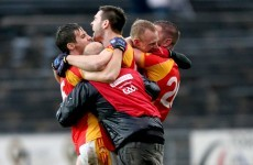 Ciaran Naughton dishes the dirt on his Castlebar teammates