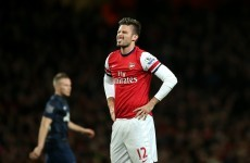 Missed opportunity as Arsenal and Man United play out uninspiring stalemate