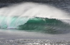 Highest wave ever recorded off Kinsale coast