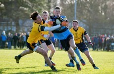 UCD narrowly prevail in six-goal Sigerson Cup thriller against DCU