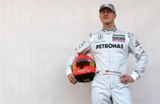 Family 'strongly believe' in Schumacher recovery