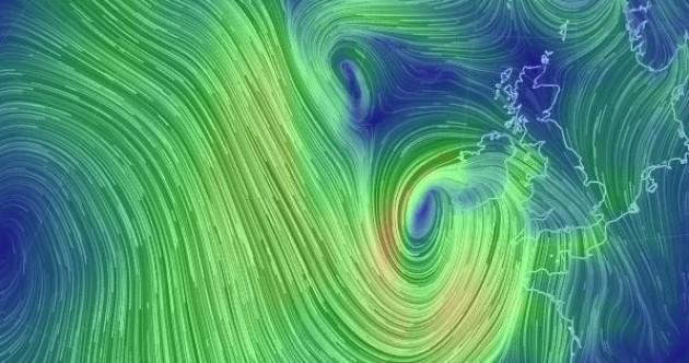 TWO 'orange' warnings now in place as fresh storm brings wind, rain & snow