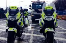 Man in court after gardaí seize 39 kilos of drugs on Dublin motorway