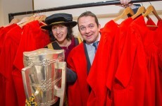 Davy Fitzgerald a jolly good Fellow as Banner boss honoured by Limerick IT