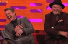 Well, he's done it... last night was the best Graham Norton Show EVER