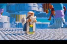 The blooper reel from The Lego Movie is deadly, of course