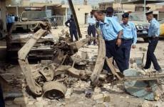 Suicide bomber kills 20 policemen in central Iraq